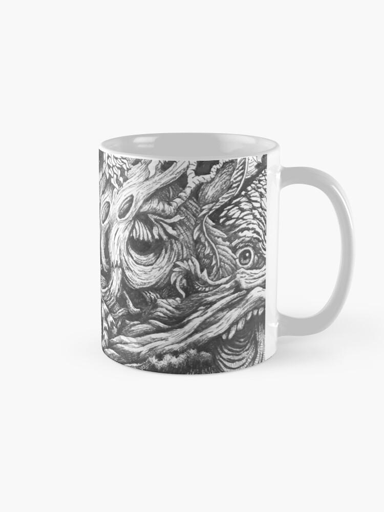 Alternate view of Enchanted Wood Mug
