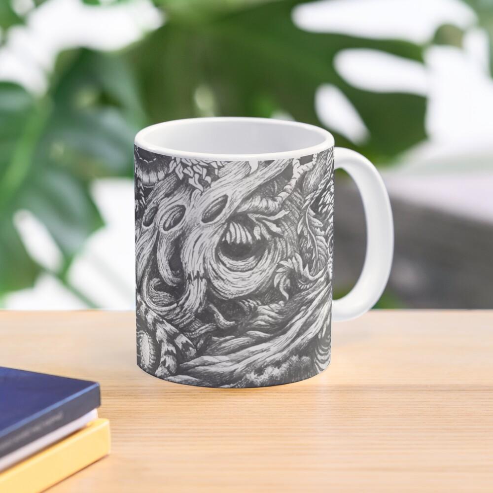 Enchanted Wood Mug