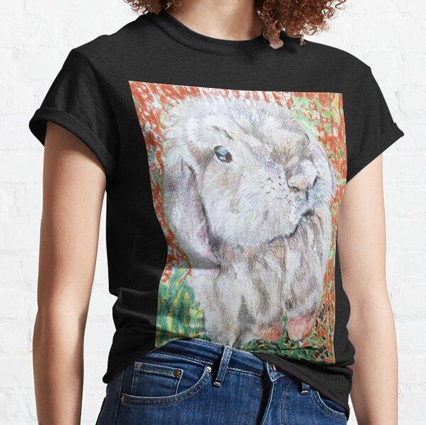 Lop-eared rabbit Classic T-Shirt