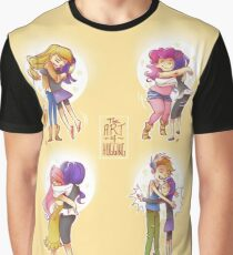 The Art Of Hugging Graphic T-Shirt