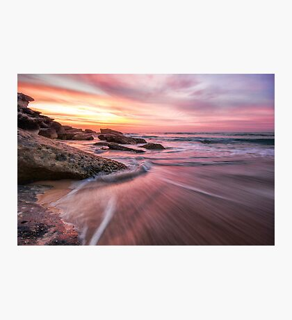Tamarama Sunrise Photographic Print