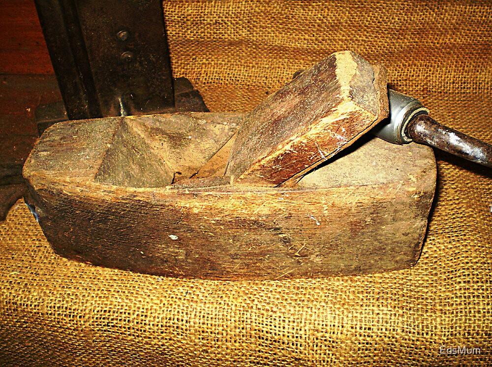 Wood Plane - Museum piece  by EdsMum