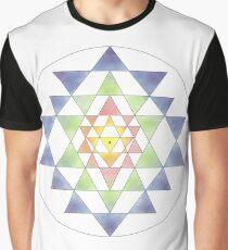 Sri Yantra 10 Graphic T-Shirt