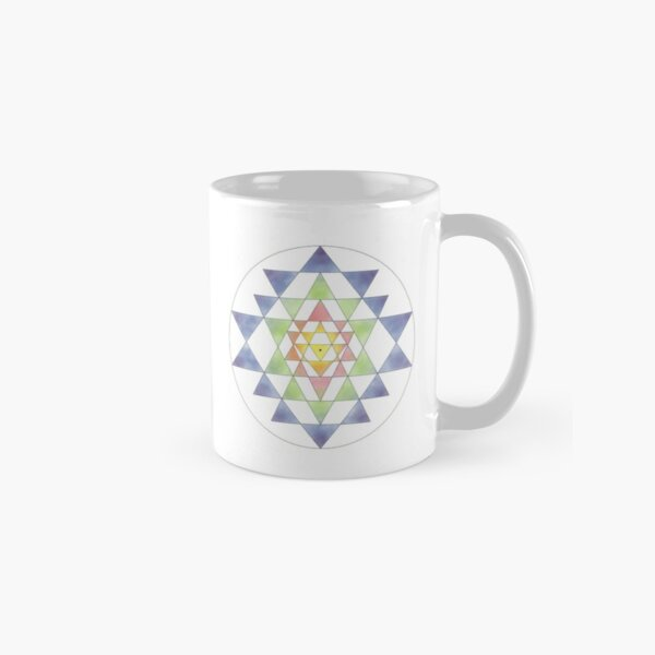 Sri Yantra 10 Classic Mug