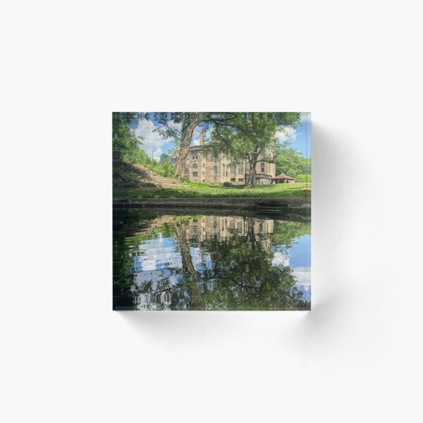 reflections of fonthill Acrylic Block