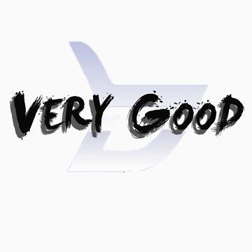 [K-POP DESIGNS] LOGO VERY GOOD - BLOCK B by MLNINJA94