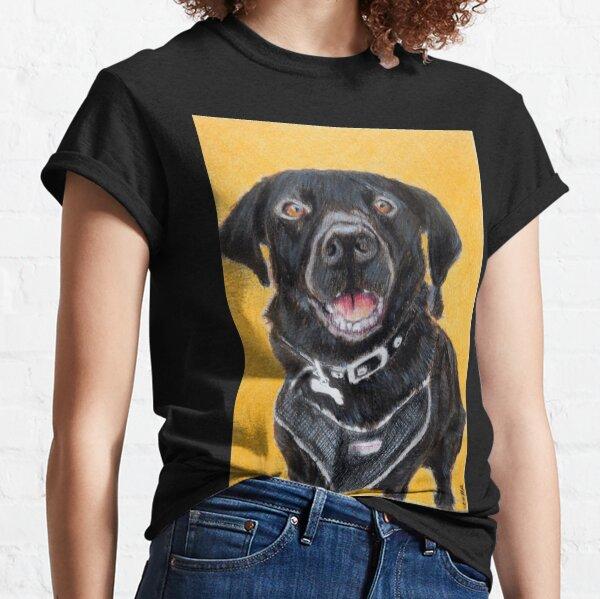 Black labrador Classic T-Shirt