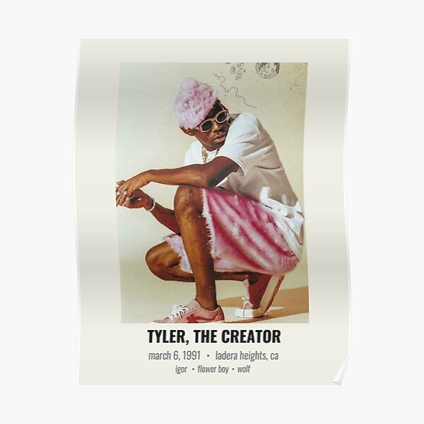 alternative à Tyler Poster