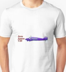 Avro Anson T20 Unisex T-Shirt