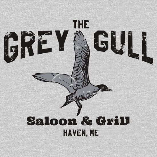 TShirtGifter presents: The Grey Gull | Unisex T-Shirt