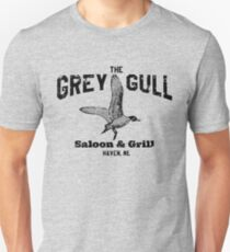 The Grey Gull Unisex T-Shirt