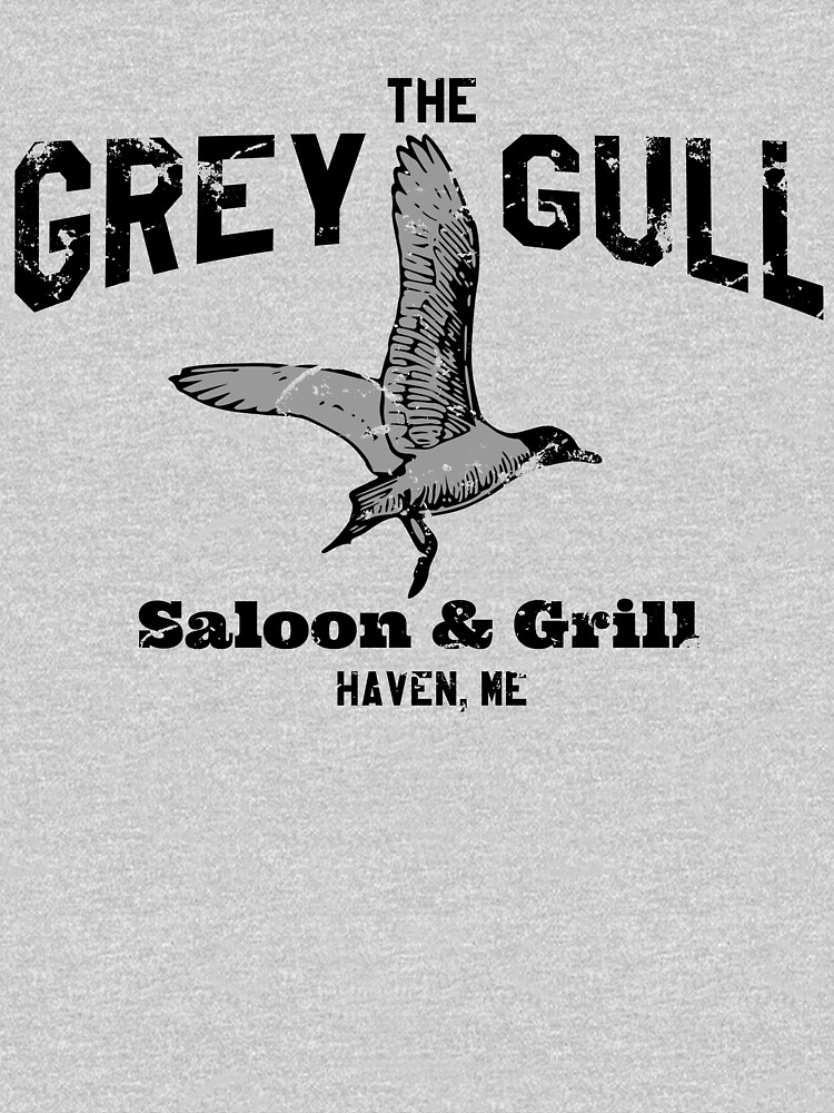 The Grey Gull | Unisex T-Shirt
