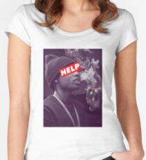 A.S.A.M.O.K.I.N.G  (V.2) Women's Fitted Scoop T-Shirt