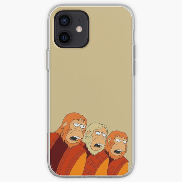Dr. Zaius, Dr. Zaius! iPhone Soft Case