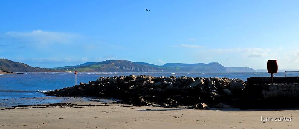 My Sunday Morning Walk- Lyme,Dorset UK by lynn carter