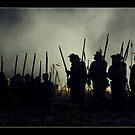 Night Battle by Elizabeth Heath