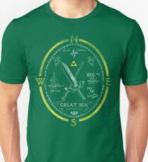Great Sea Shipping Co. Unisex T-Shirt