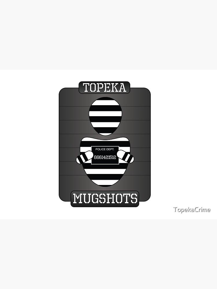 Topeka Mugshots Badge by TopekaCrime