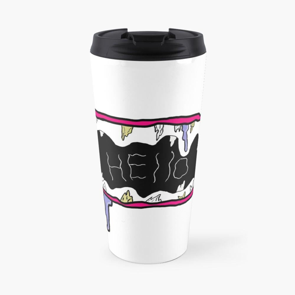 Monster Mouth Travel Mug