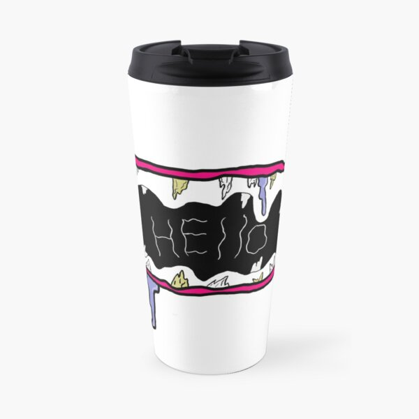 Monster Mouth Travel Mug