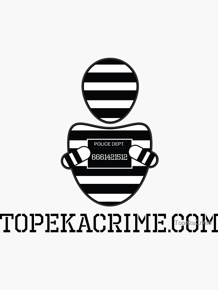 TopekaCrimeLogo by TopekaCrime
