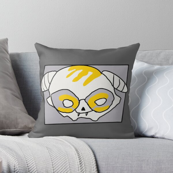 The Hacker Throw Pillow