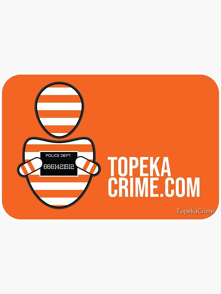 TopekaCrime Sticker by TopekaCrime