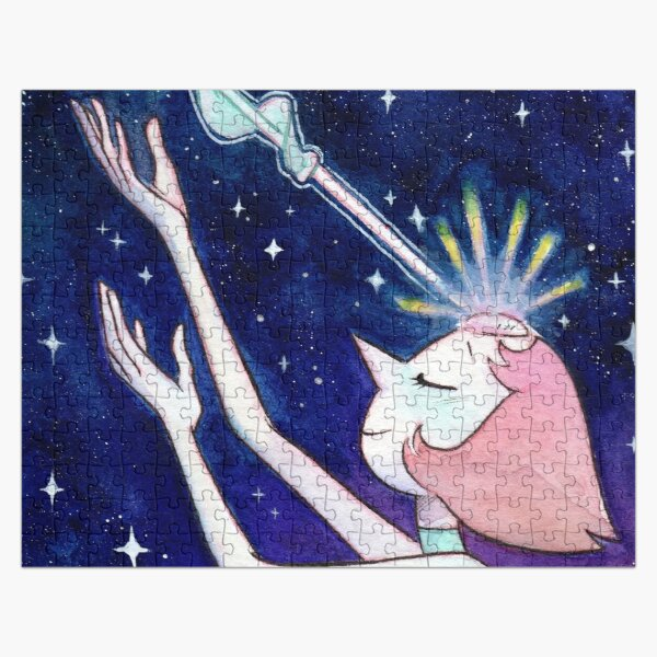 Pearl Summoning Weapon Jigsaw Puzzle