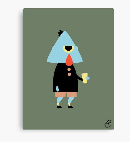 Mortimer Canvas Print