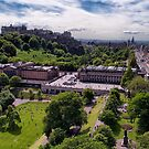 Princes Street Vista by Kasia-D