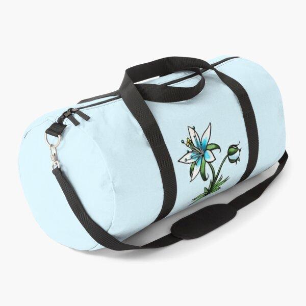 Silent Princess  Duffle Bag
