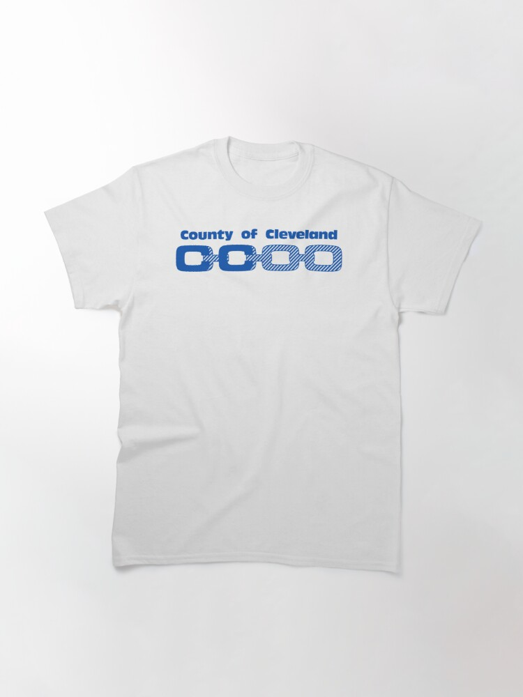 Alternate view of NDVH Cleveland County Classic T-Shirt