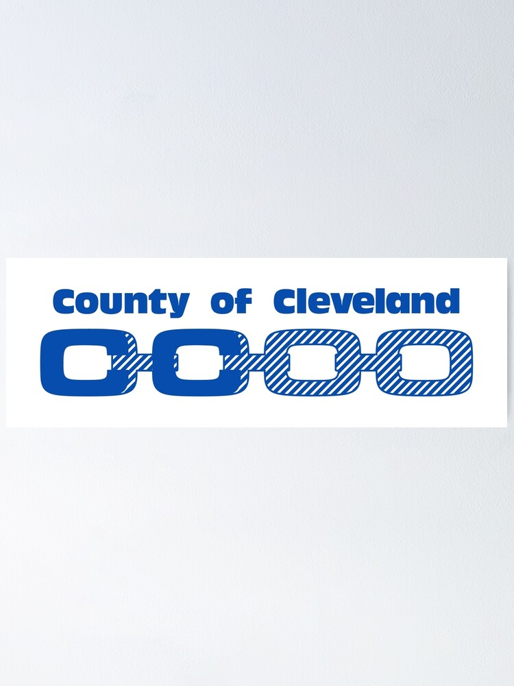 Alternate view of NDVH Cleveland County Poster