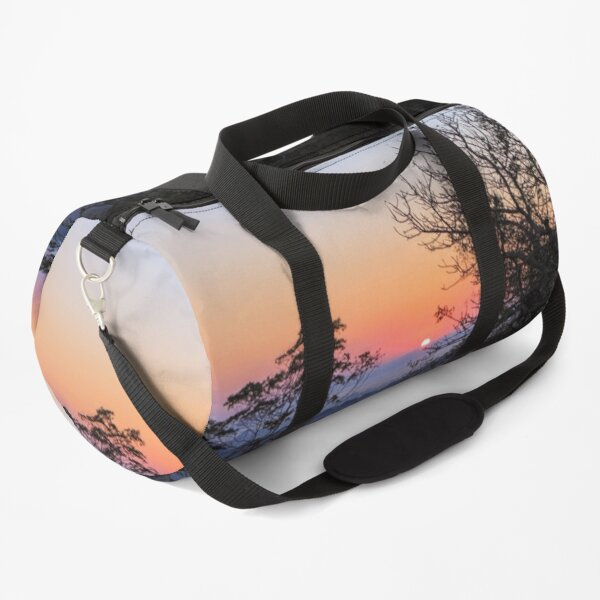South African Sunrise Duffle Bag