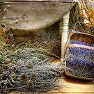 The Lavender Basket by Amanda White