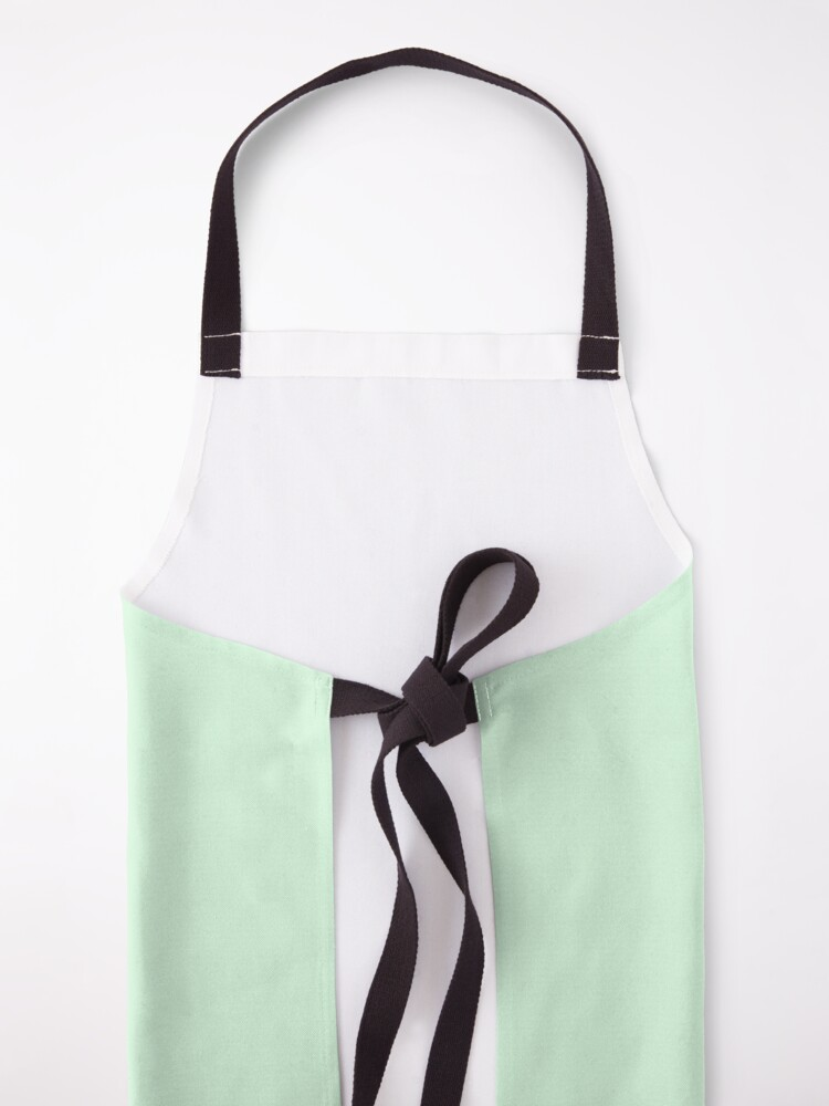 Alternate view of Do it later Apron