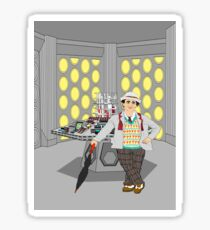 The Seventh Doctor Sticker