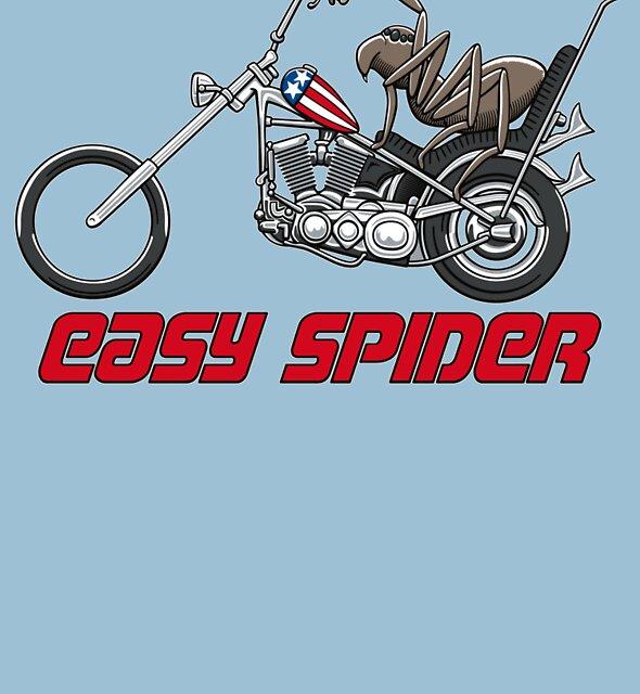 Easy Spider by DoodleDojo