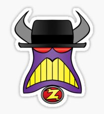 Heisenzurg Sticker