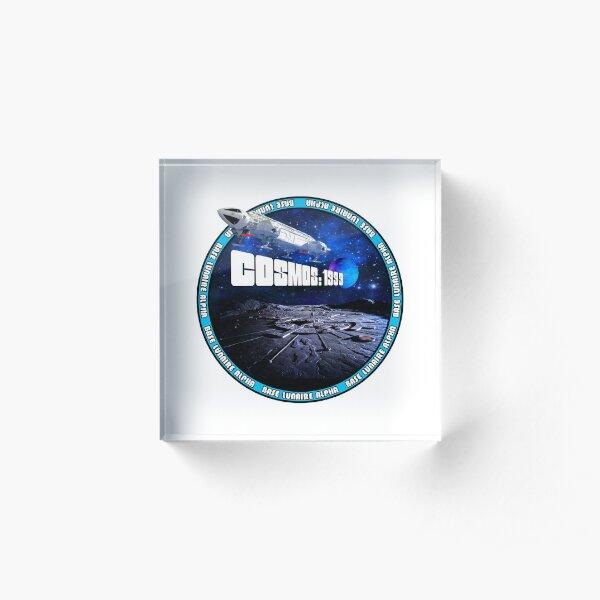 SPACE: 1999 GENERIC 14B Acrylic Block