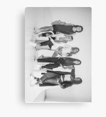Fifth Harmony Metal Print