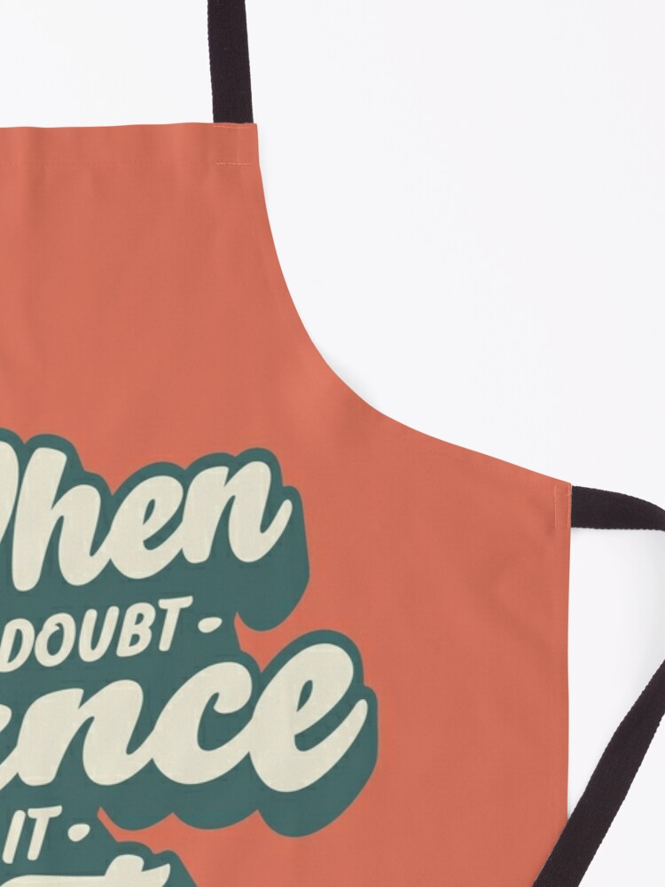 Alternate view of Just Dance! Apron