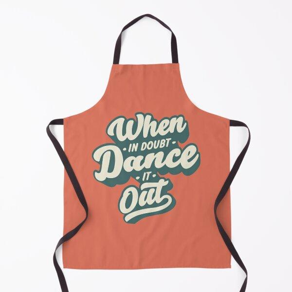 Just Dance! Apron