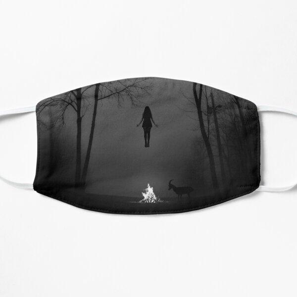 Ritual in the Woods Flat Mask