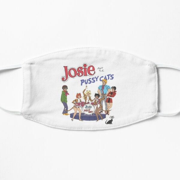 Josie & The Pussycats Flat Mask