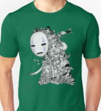 Hayao Miyazaki Tribute #2 T-Shirt