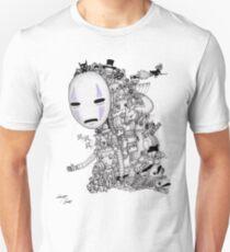Hayao Miyazaki Tribute #2 Unisex T-Shirt