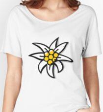 Edelweiss Women's Relaxed Fit T-Shirt