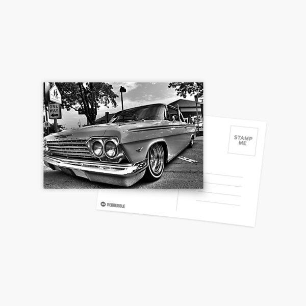 Impala Lowrider  Postcard