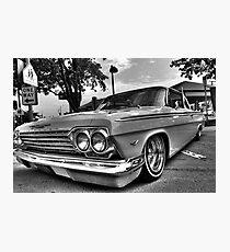 Impala Lowrider  Photographic Print